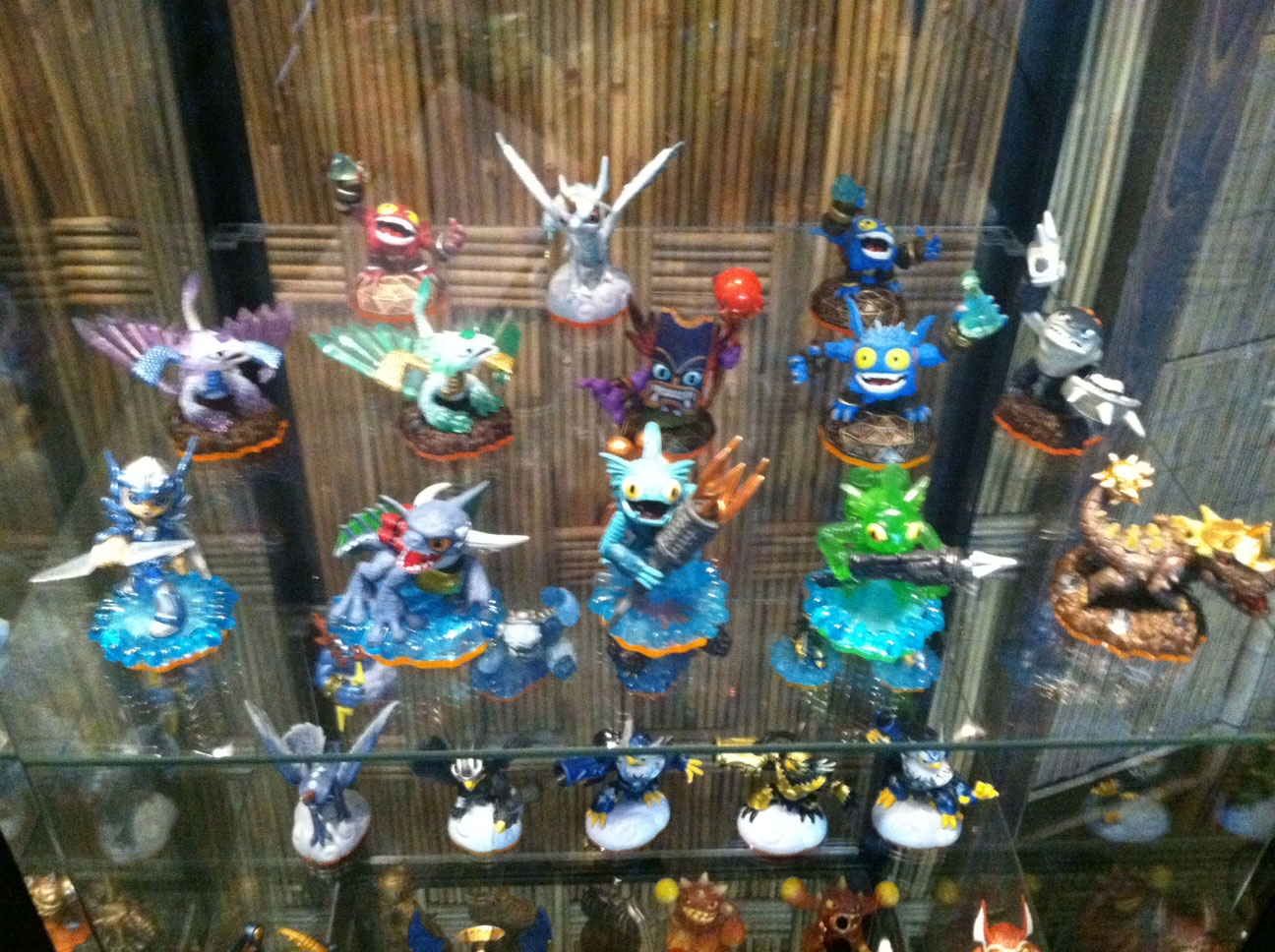 skylanders giants preview impressions images prototypes