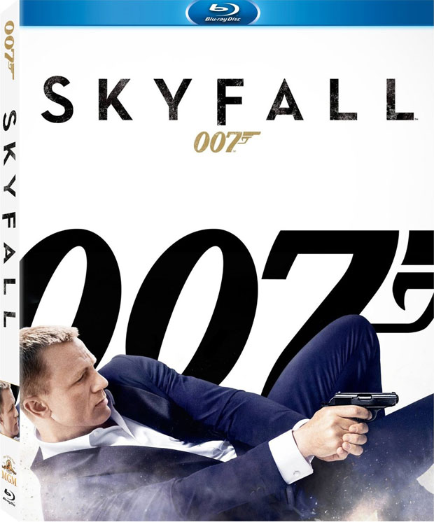 Warriors Vs Rockets Live Stream Game 6: Skyfall Blu-ray Release Date And Cover Art (Updated