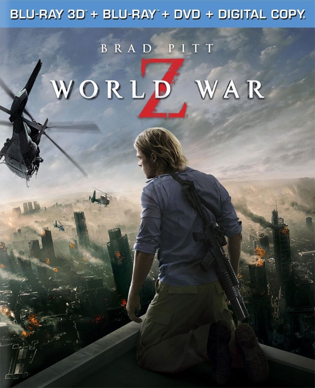 Warriors Orochi 3 Ultimate Amazon: World War Z With Brad Pitt Blu-ray 3D Pre-Orders Have Gone