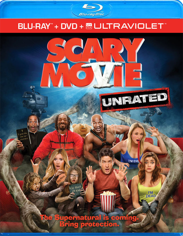 Scary Movie 5 Blu Ray Release Date Details And Pre Order Thehdroom