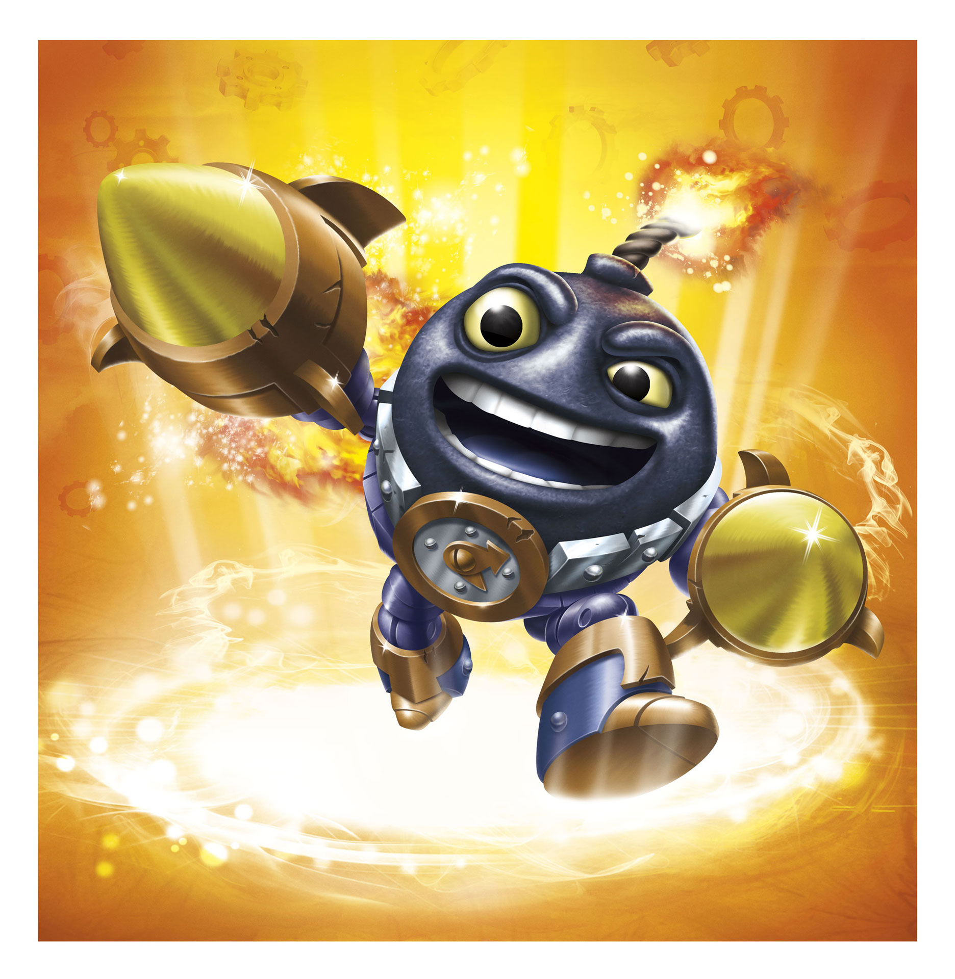 New Skylanders Swap Force Characters, Details, Images and ...