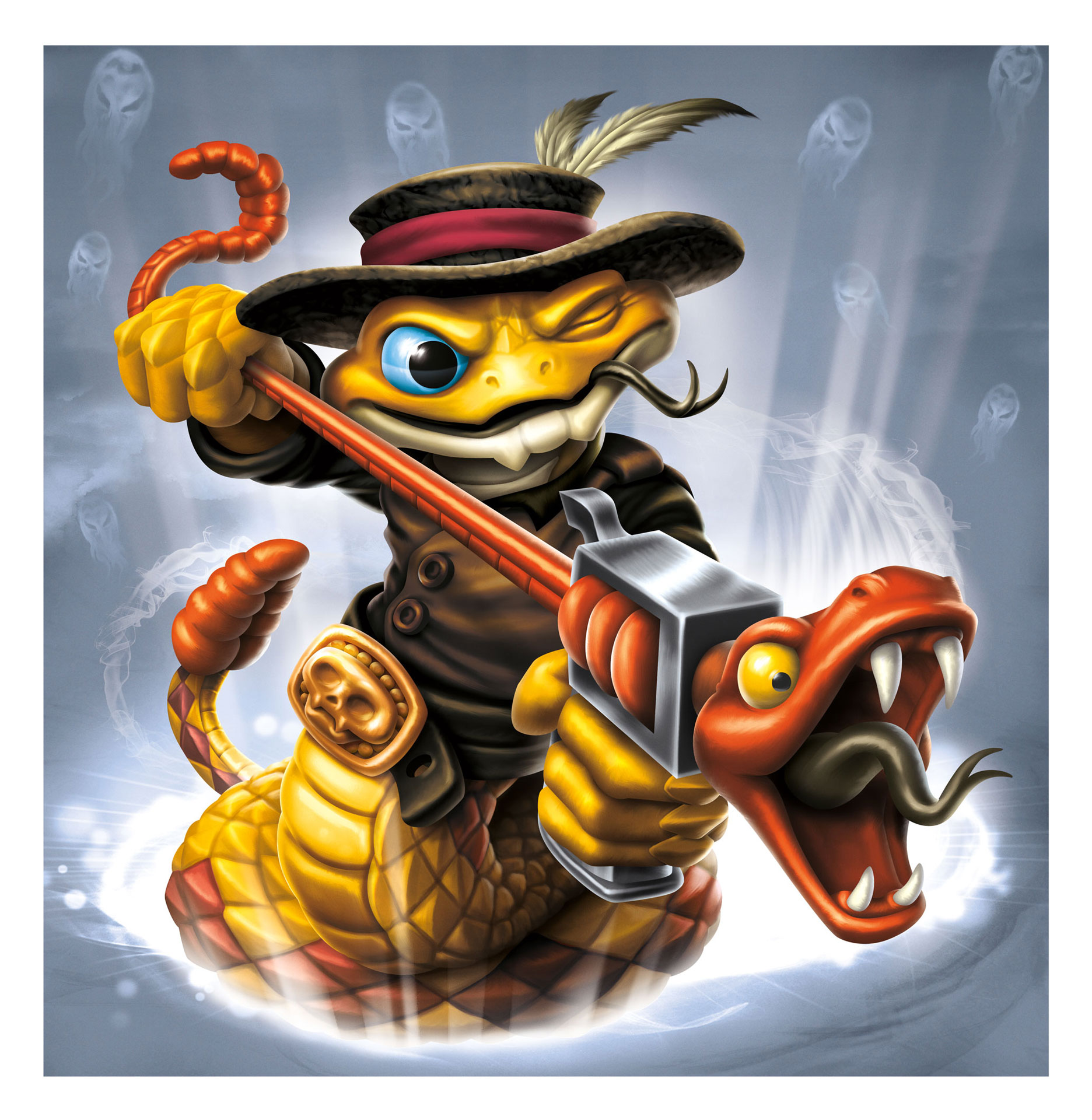 new skylanders swap force characters details images and more