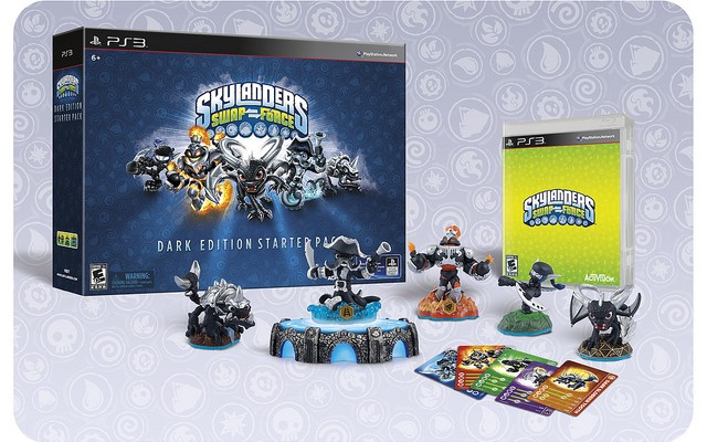 Skylanders Swap Force Wave 1 Characters and Store Exclusives