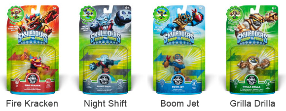 skylanders swap force wave 2 characters revealed in select stores