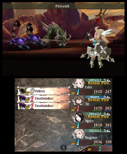 Bravely Default Review: Because the Name