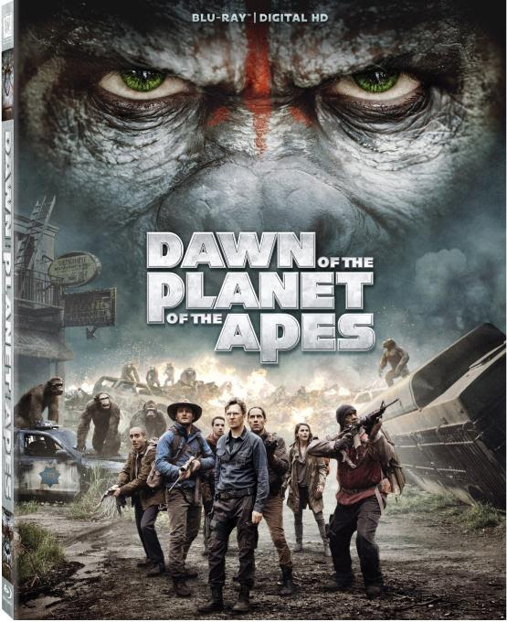 Dawn Of The Planet Of The Apes Digital Release Date Beats