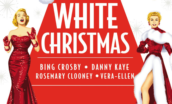 contest win white christmas diamond edition on blu ray and dvd autographed by michael buble