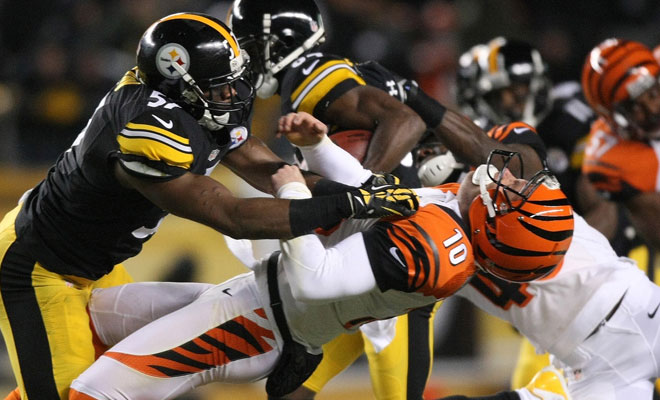 Steelers edge the Bengals: Recap, score, stats and more