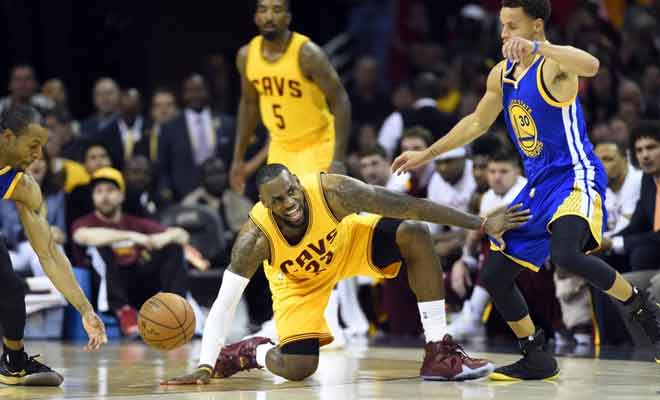 Warriors vs. Cavaliers Game 1: How to watch, live stream ...