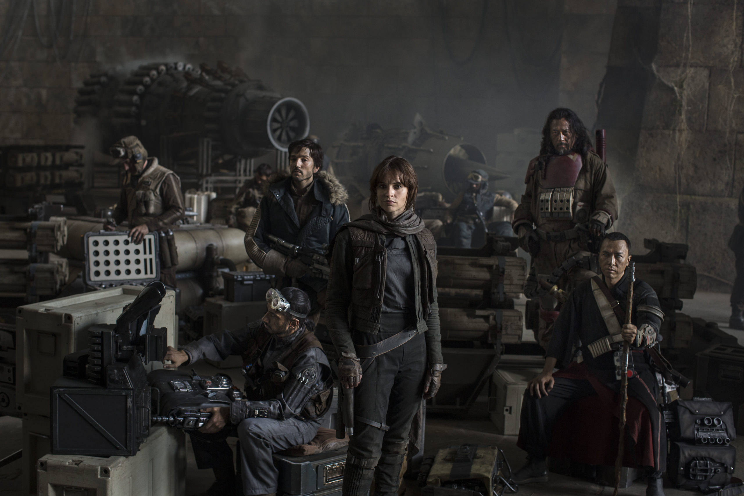 star wars rogue one cast photo high resolution thehdroom