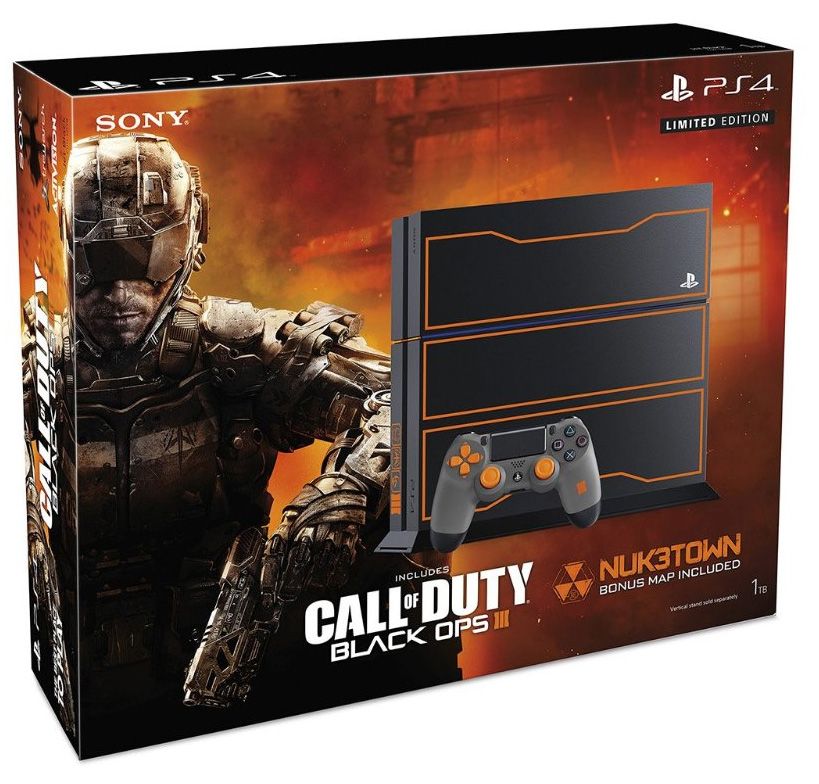 Call Of Duty Black Ops 3 Limited Edition Ps4 First Look