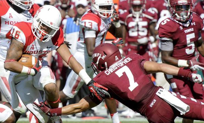 Watch Temple Owls vs Houston Cougars Online Free ABC Sports