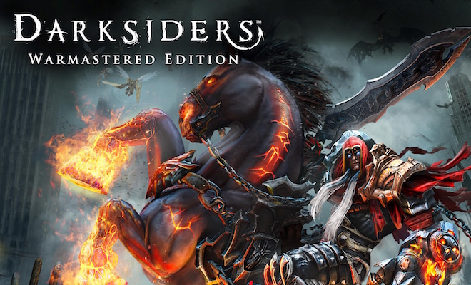 Darksiders: Warmastered Edition' Review: Angels, Demons, I'm