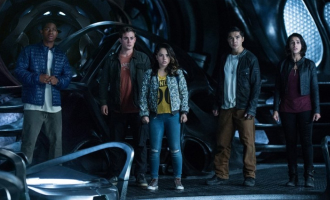 Power Rangers' Movie 4K, Blu-ray, DVD and Digital Release Date and
