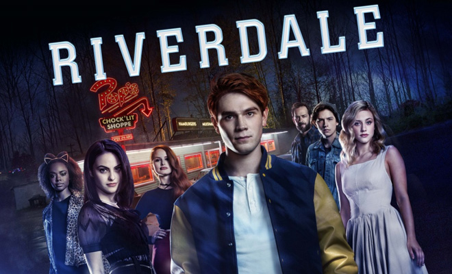 Riverdale Season  Blu Ray And Dvd Release Date Details And Cover Art