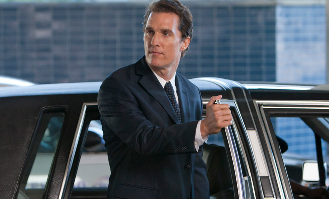 'The Lincoln Lawyer' Starring Matthew McConaughey Coming ...