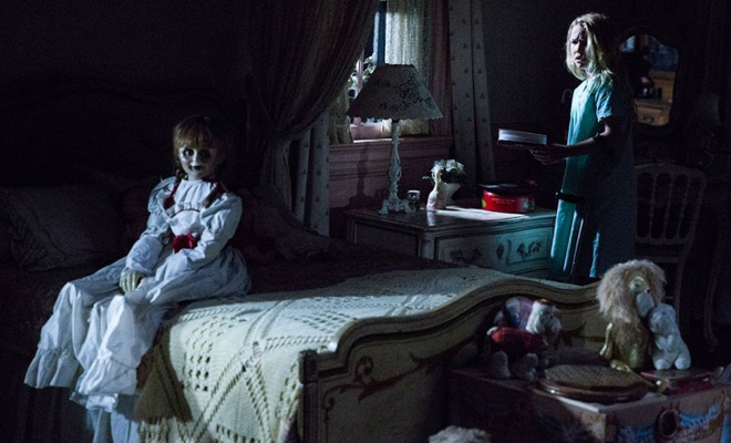 U0027Annabelle: Creationu0027 Blu Ray, DVD And Digital Arriving In Time For  Halloween
