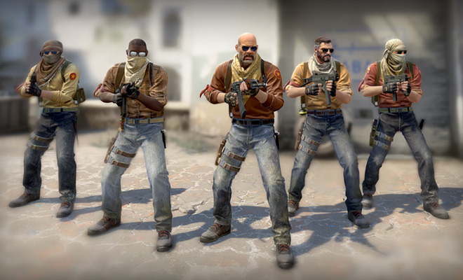 Counter Strike: Global Offensive' After The Dust Settles - TheHDRoom