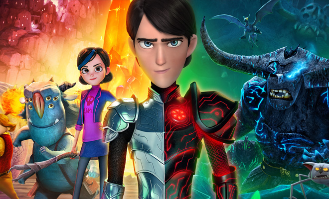 Image result for Trollhunters 4k