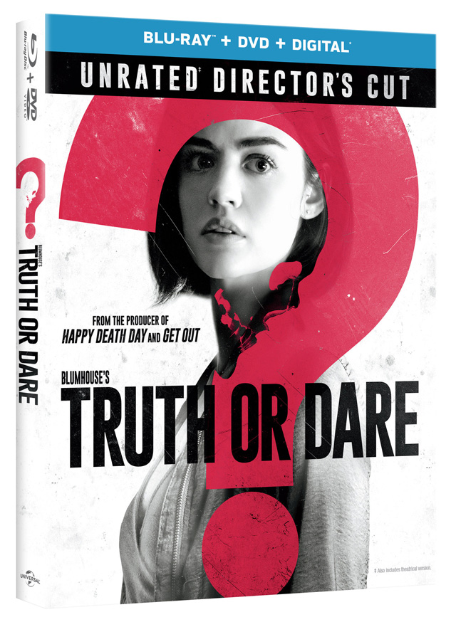 Blumhouses Truth Or Dare Blu Ray DVD And Digital Bound