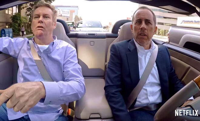 Jerry Seinfeld And Netflixs Comedians In Cars Getting Coffee Season 10 Trailer Guest List