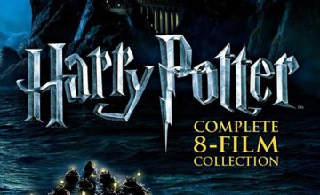 Harry Potter' 4K Blu-rays Coming in Reverse Order - TheHDRoom