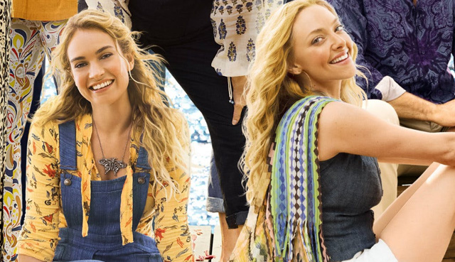 Mamma Mia Here We Go Again Blu Ray 4k And Dvd Up For Pre Order