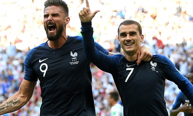 Watch Uruguay Vs France Online Free Fs1 Tv Live Streaming