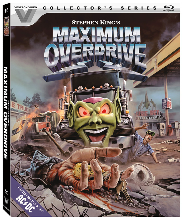 Cbs North Carolina >> Stephen King's 'Maximum Overdrive' Aiming for Blu-ray This October - TheHDRoom