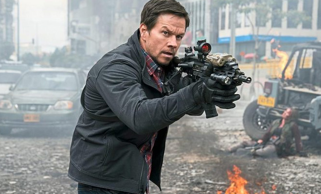 Mark Wahlberg in 'Mile 22' Blu-ray, DVD and Digital Release