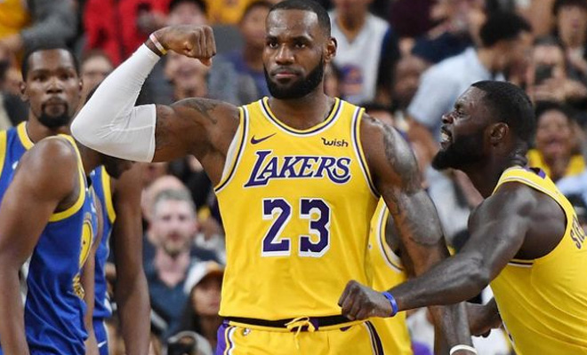Lakers vs Trailblazers Live Stream: Watch LeBron James Debut Online Free - TheHDRoom