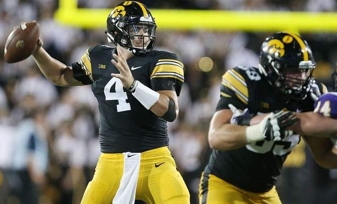 Updated football schedule released for Iowa Hawkeyes