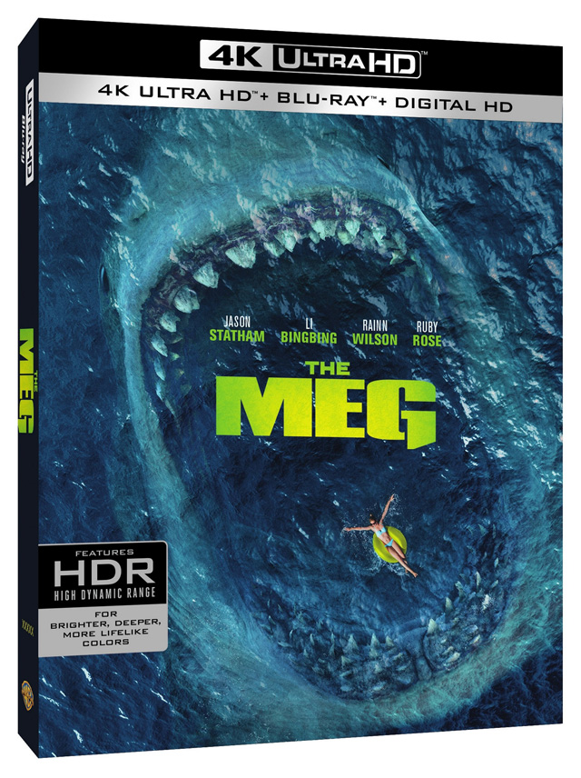 The Meg 4k Uhd Blu Ray Dvd And Digital Release Dates And Details
