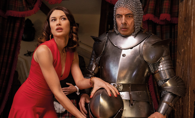 Johnny English Strikes Again' Blu-ray, DVD and Digital Release Dates