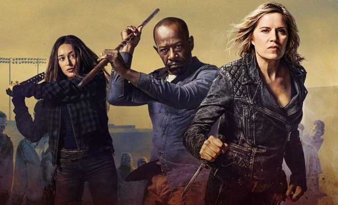 Fear The Walking Dead\' Season 4 Blu-ray and DVD Release Date and ...