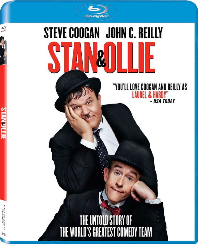 Warriors Vs Rockets Live Stream Game 6: 'Stan & Ollie' Blu-ray, DVD, Digital Release Date And