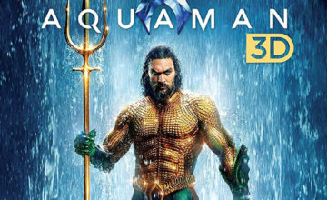 Aquaman' Blu-ray 3D Release Confirmed by Best Buy and Amazon
