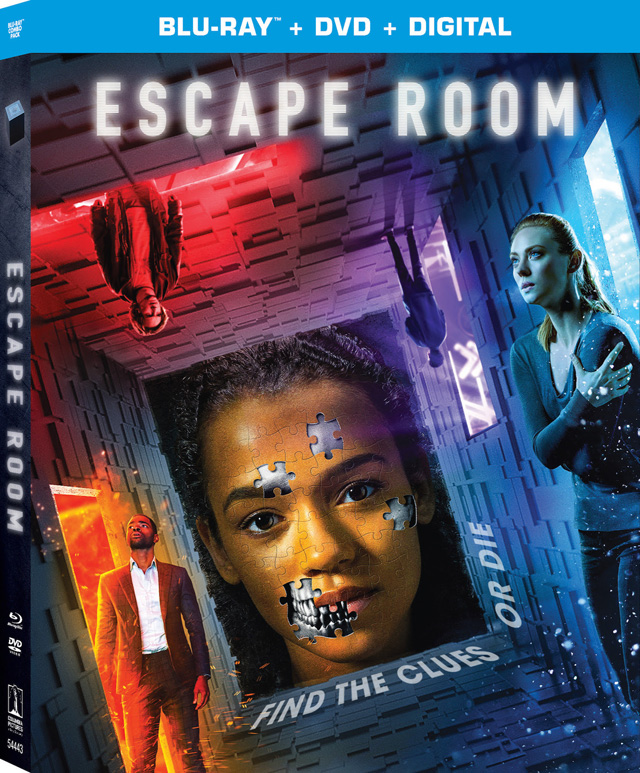 'Escape Room' Blu-ray, DVD, Digital Release Dates and Details - TheHDRoom