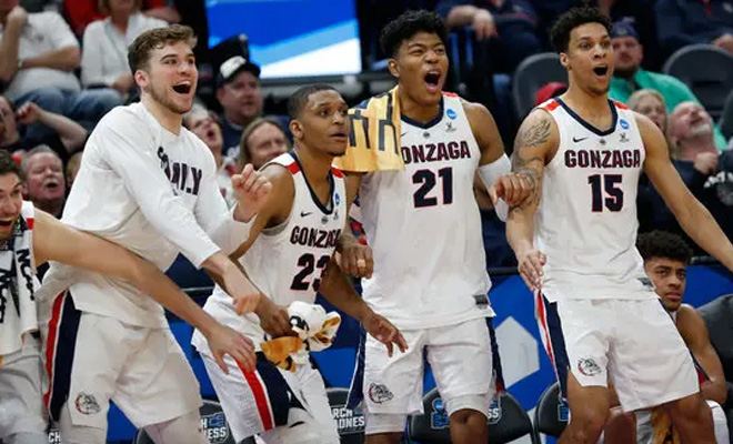Gonzaga vs Baylor Basketball Live Streaming: Watch NCAA Tournament Game Online - TheHDRoom