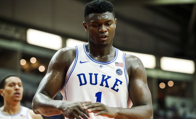 Syracuse Vs Duke Basketball Live Streaming: Watch Zion