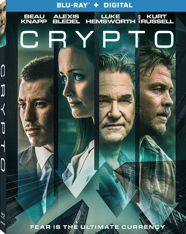 Crypto' Blu-ray, DVD, Digital Release Date - TheHDRoom