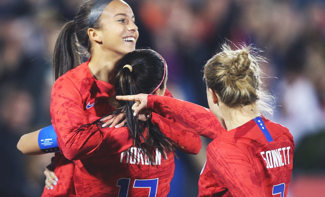 Women's Soccer USA vs Belgium Live Stream: Watch USWNT Game Online Free - TheHDRoom