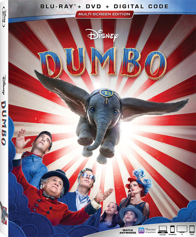 Avatar 2 Cast Release Date Box Office Collection And Trailer: Disney's 'Dumbo' 4K Blu-ray And Digital Release Date And