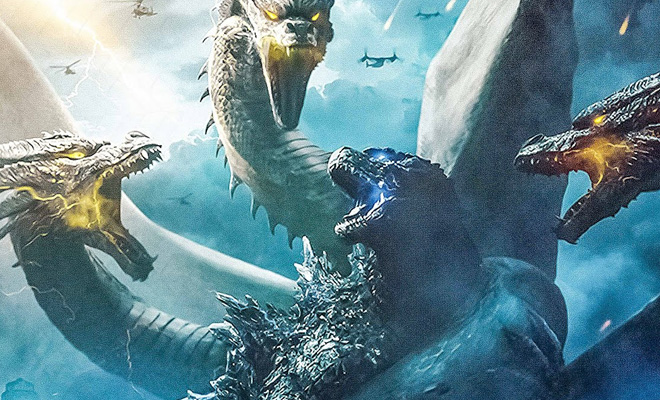 Godzilla' Sequel is Weekend Box Office Results King - TheHDRoom
