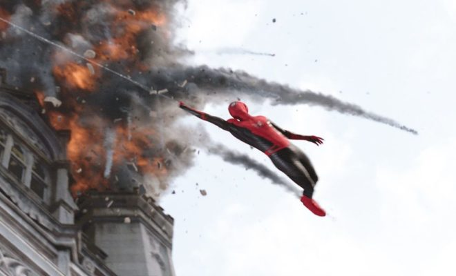 'Spider-Man' flies again, leading North America box office