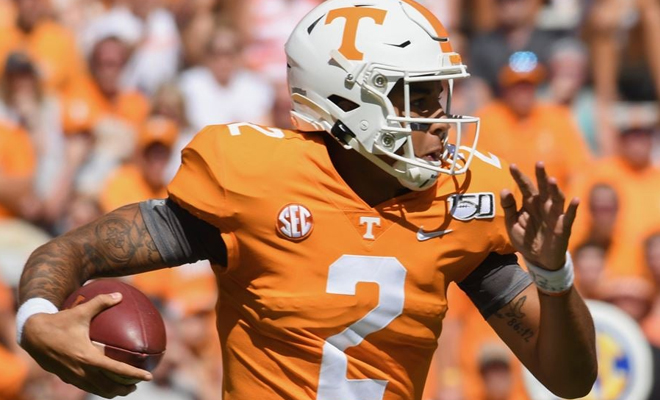 BYU vs Tennessee Football Free Live Stream: Watch Vols ...
