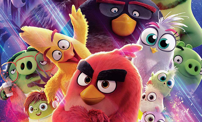 The Angry Birds Movie 2 4k Blu Ray Dvd Digital Release Dates