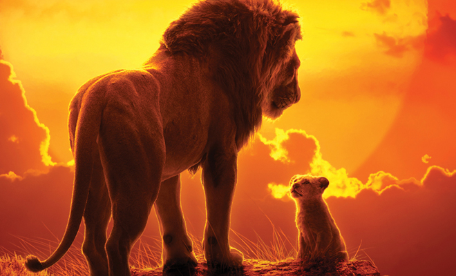 Jon Favreaus The Lion King 4k Blu Ray Dvd Digital
