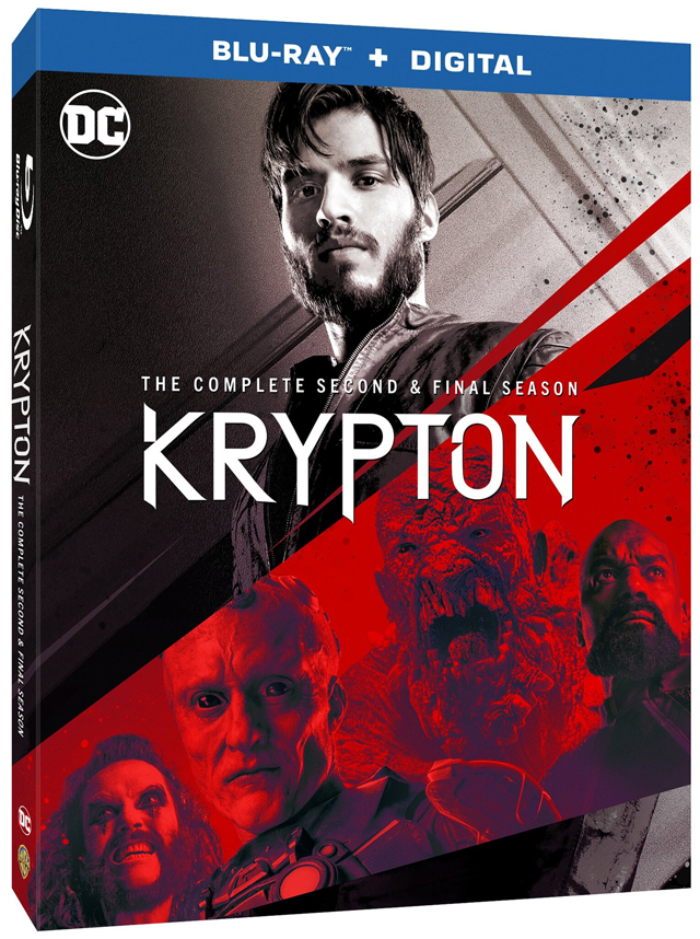 'Krypton' Season 2 Blu-ray and DVD Release Date and ...