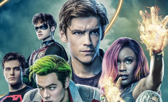 Dvd New Releases 2020.Titans Season 2 Blu Ray Dvd Digital Release Set For March